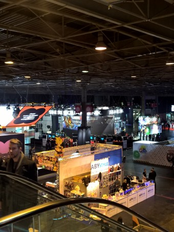 UNE PARIS GAMES WEEK PETILLANTE
