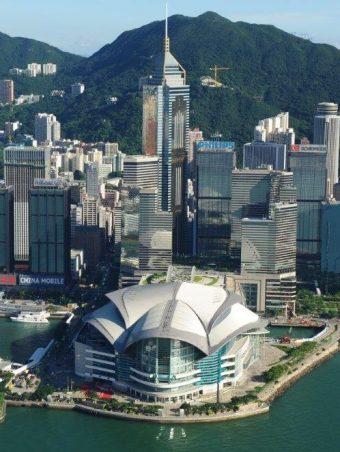 « HONG-KONG ELECTRONIC FAIR », UN SALON XXL
